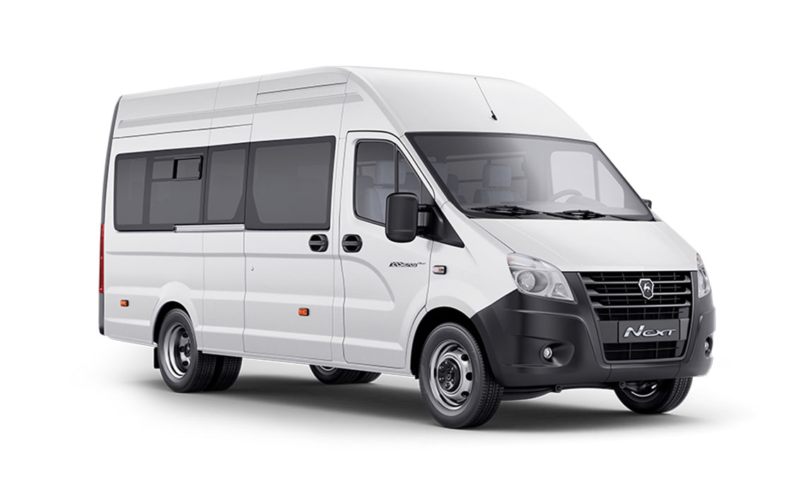 Gaz Next Minibus
