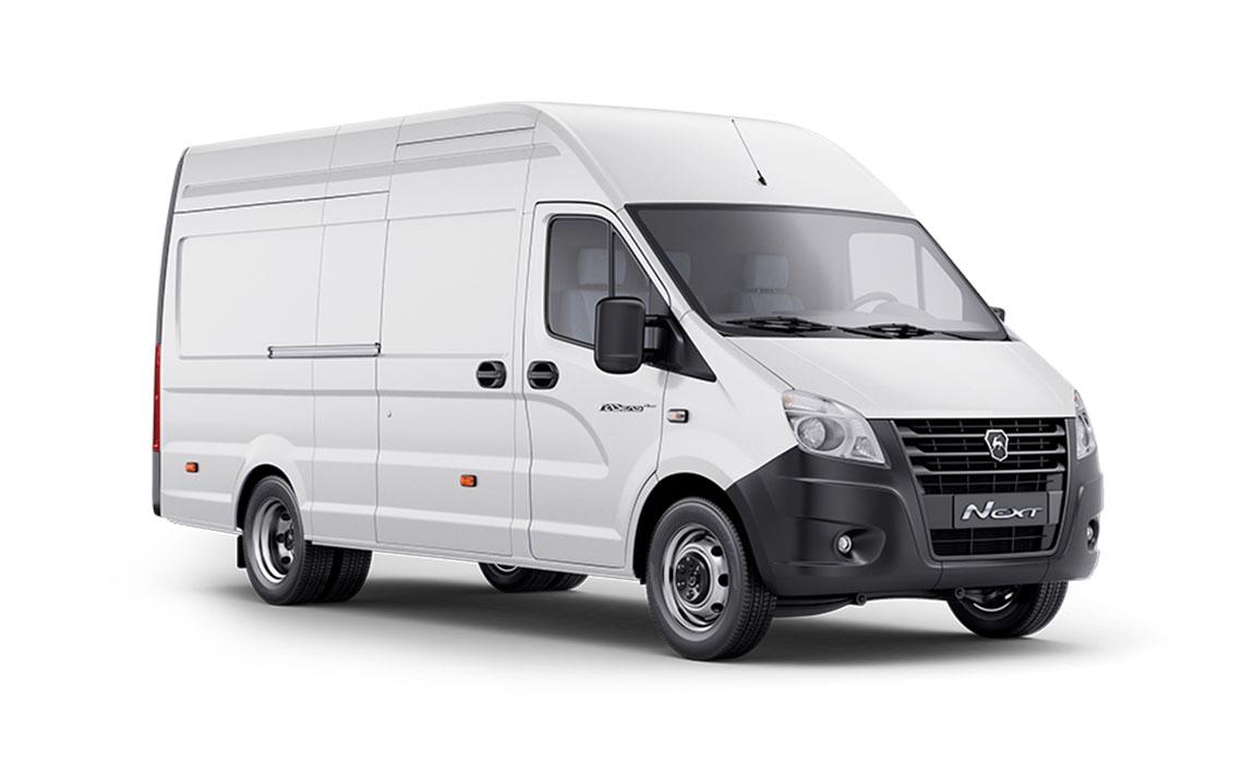 Gaz Next Van