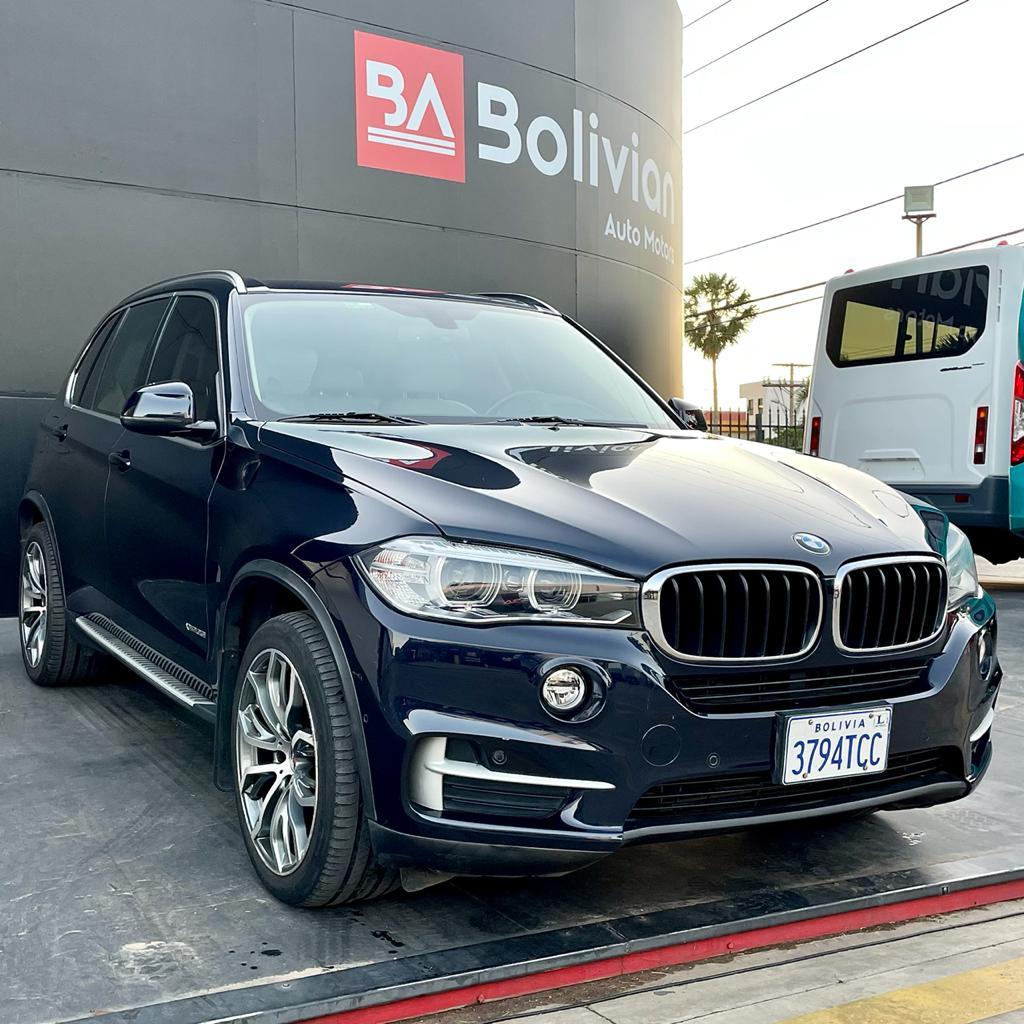 VAGONETA BMW X5 2014